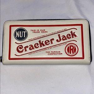 Rare NWT coach nut Cracker Jack wallet